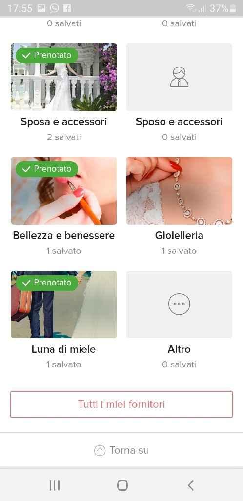 Condividi lo screenshot dei tuoi fornitori - 3