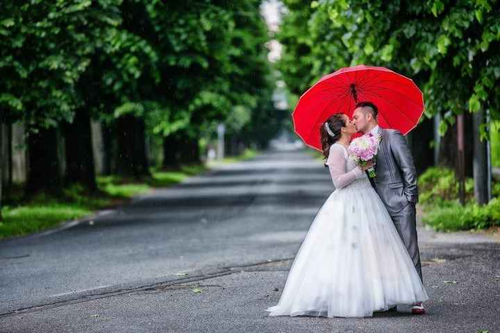 Sposa da un giorno foto amatoriali per voi! - 1