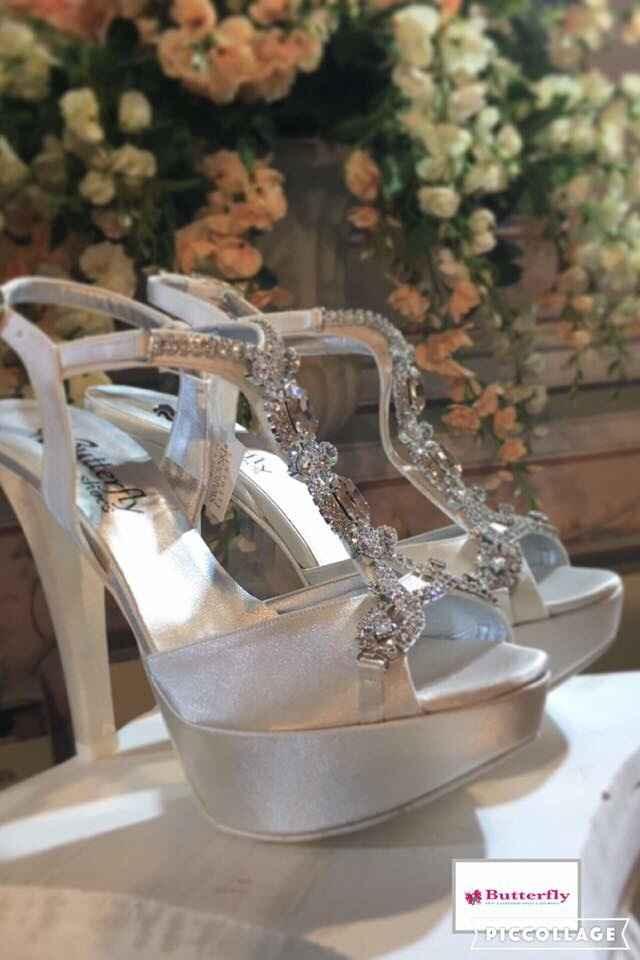 Che ne pensate di queste scarpe? - 1