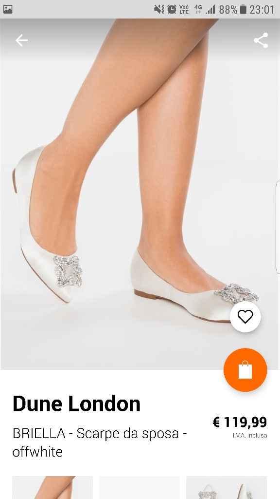 Scarpe cercasi - 2