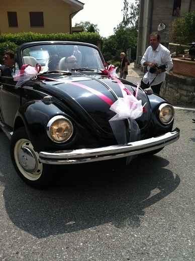 auto maggiolone
