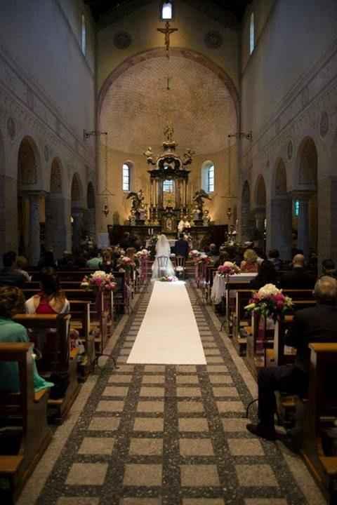 Il tuo matrimonio con rito religioso: dove, come, quando? - 1