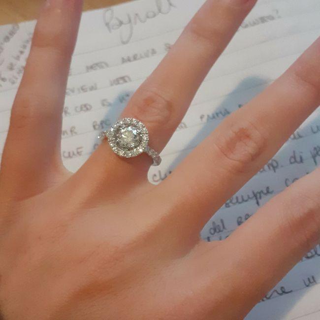 Anello di fidanzamento 8