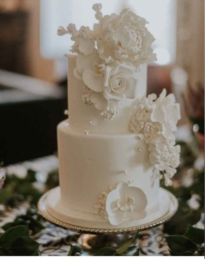 Wedding cake mon amour - 1