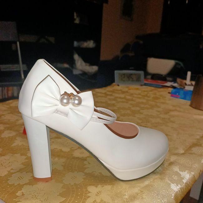 Il segno zodiacale delle tue nozze - le scarpe 1