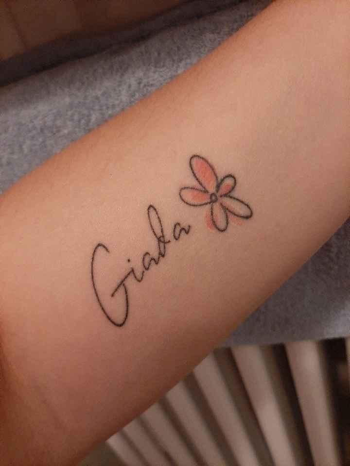 Tatuaggio figli - 1