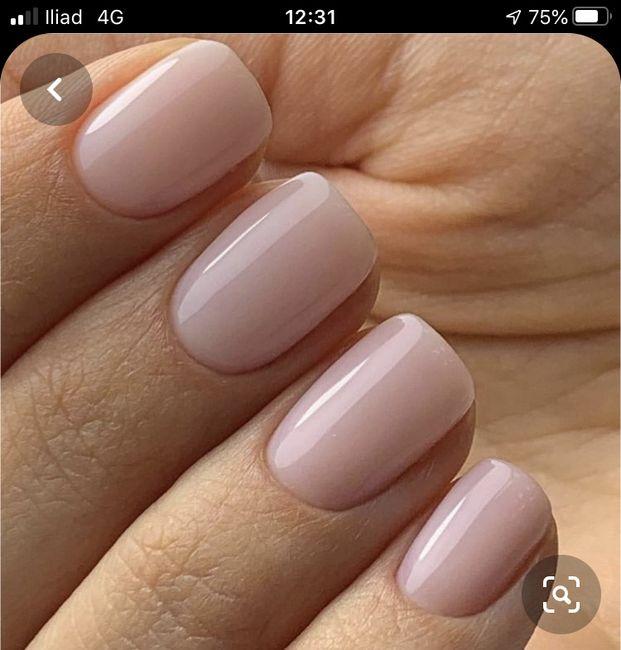 Manicure sposa: classica VS colorata 1