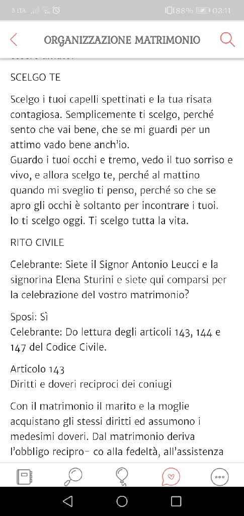 Rito civile - 4