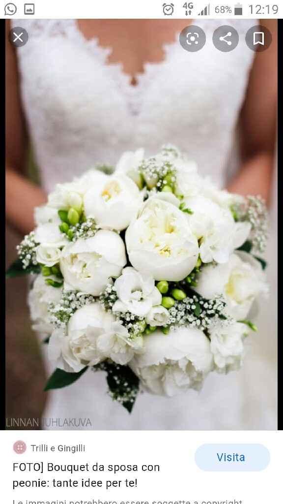Bouquet sposa! Come sarà il vostro? Postate foto - 2