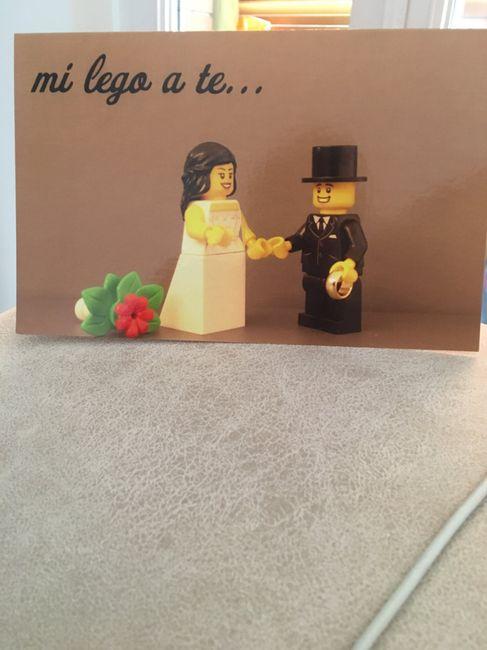 Matrimonio Tema Lego : Cake topper lego ce labbiamo organizzazione matrimonio forum