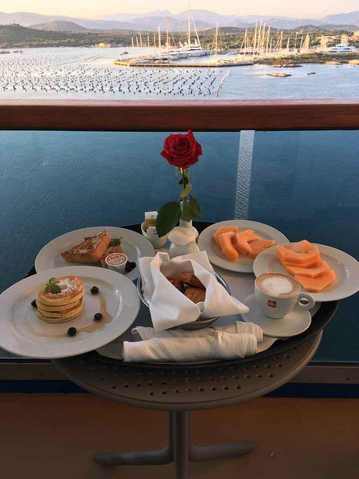 La mia luna di miele in crociera mar Mediterraneo - 3