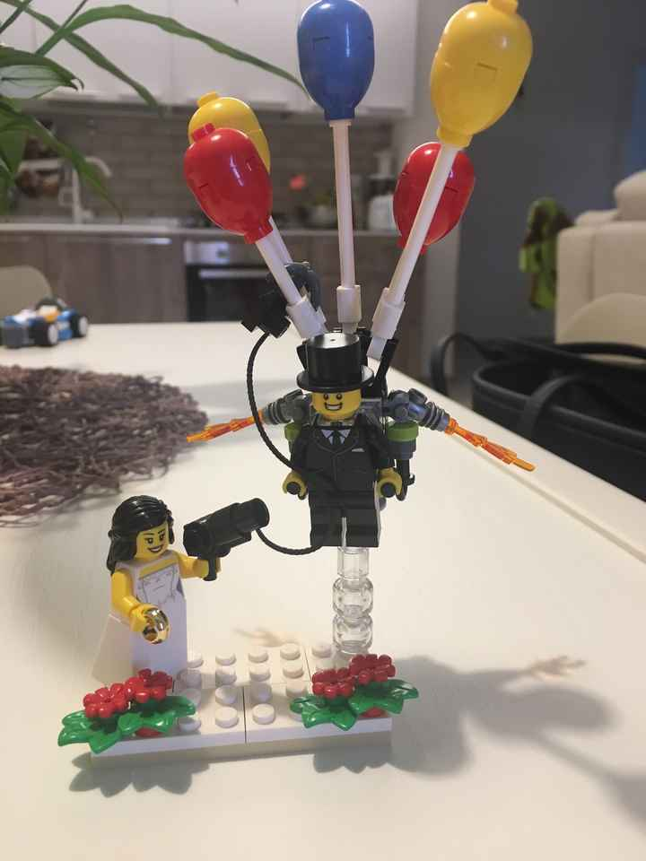 Vi mostro i miei segnaposto Lego - 1