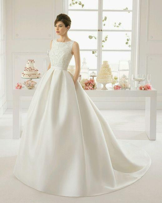 e9eeb944647e Aire barcellona modello arcilla - Moda nozze - Forum Matrimonio.com