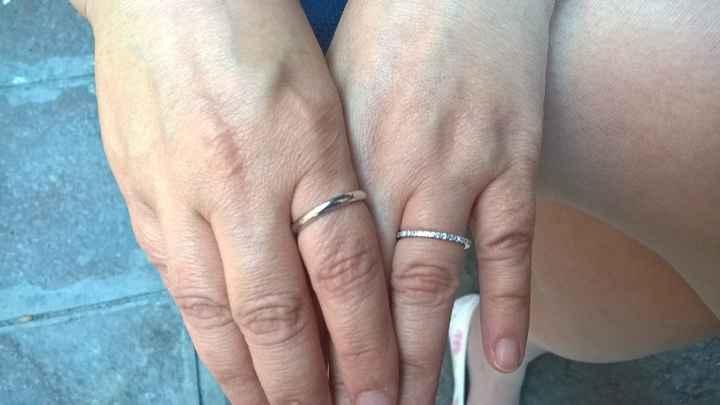 fede e anello fidanzamento