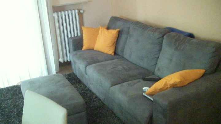 divano e tappeto
