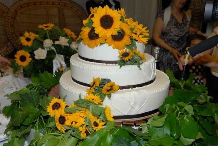 la nostra tortaaaa