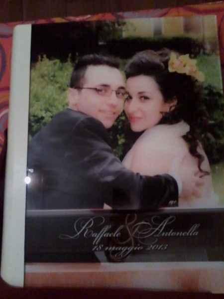 quale sarà la foto di copertina del vostro album di nozze - 1