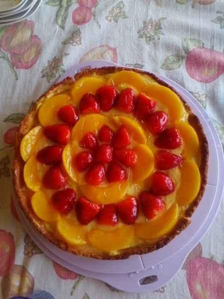 crostata per Pasqua =)