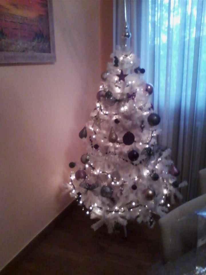 Il nostro primo albero di natale - 1