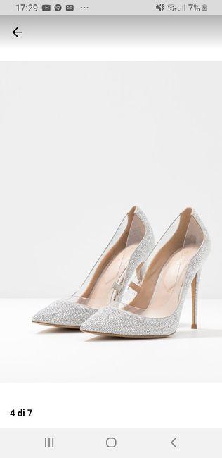 Che scarpe avete scelto per il vostro matrimonio? 3