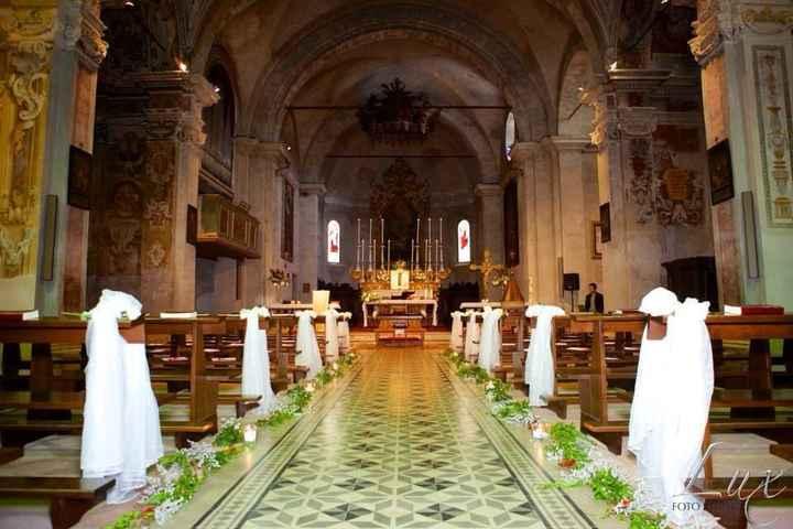 Sposine lombarde: le nostre chiese e location - 2