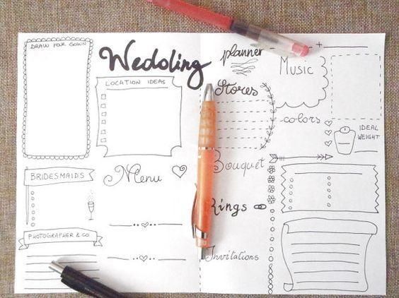 Come ricevere l'agenda di Matrimonio.com 1