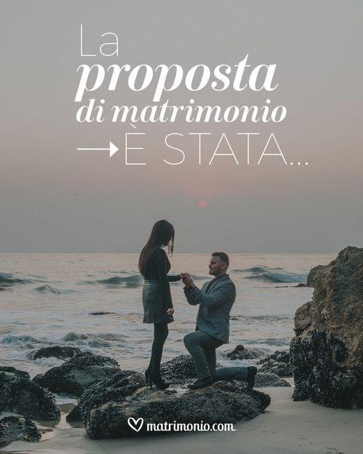 Frasi Proposta Di Matrimonio.Com E Stata La Vostra Proposta Pagina 3 Prima Delle Nozze