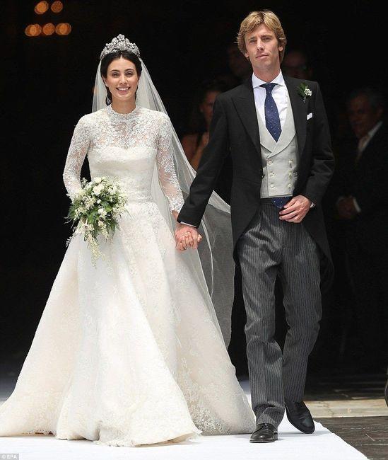 A quale sposa famosa ti ispirerai? 1