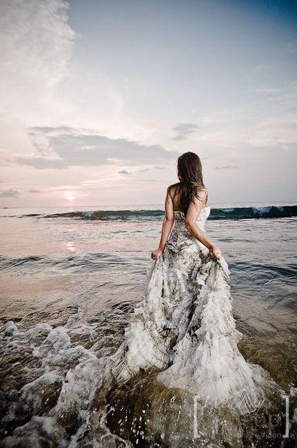 Trash the dress: sì o no? 1
