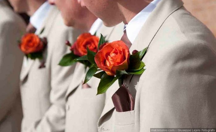 I testimoni devono confessarsi prima delle nozze? 1