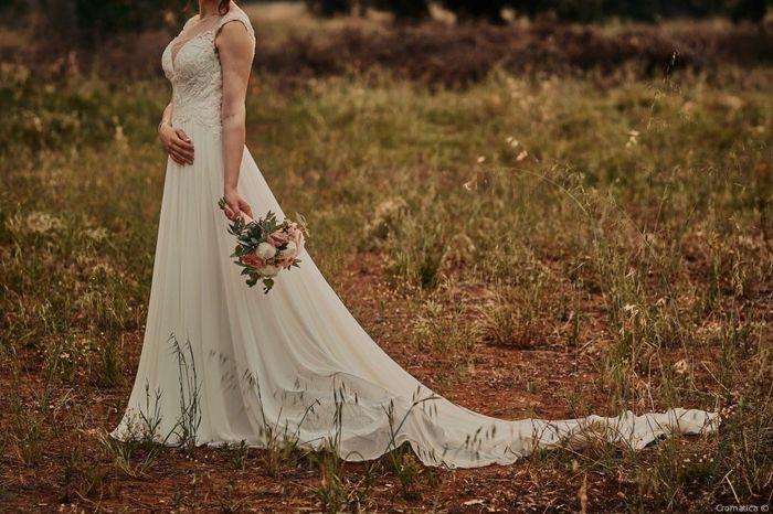 Quale abito da sposa vincerà 4 Matrimoni.com? 2