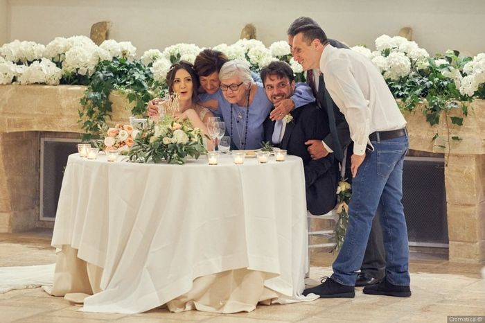 Quale mise en place vincerà 4 Matrimoni.com? 2