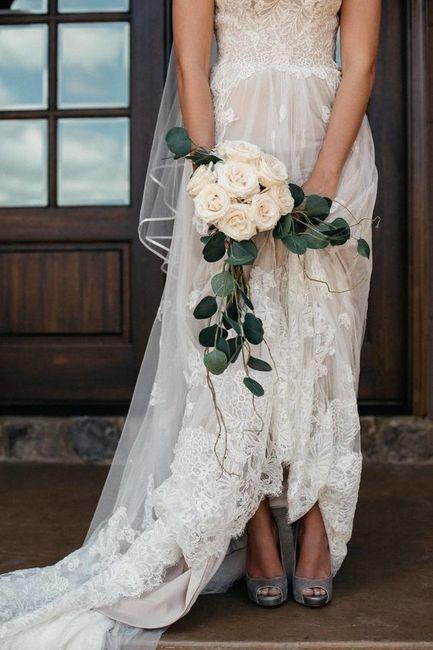 Quali saranno i fiori del bouquet di nozze? 1