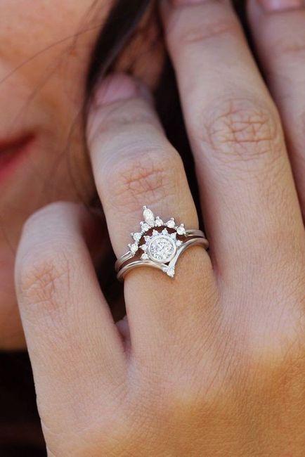 Scegli l'anello di fidanzamento e scopri quale principessa Disney sei 👸 4