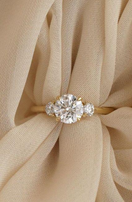 Scegli l'anello di fidanzamento e scopri quale principessa Disney sei 👸 1