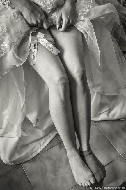 Il tuo vestito da sposa 2019 - la giarrettiera 4