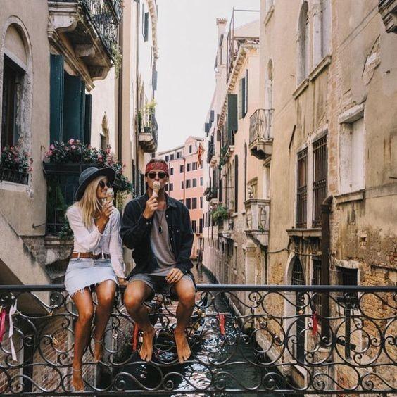 La meta del vostro 1º viaggio insieme 👜 1