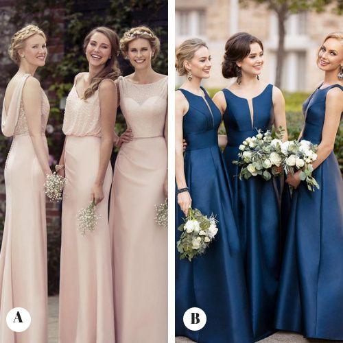 cce404ca6776 Vota l abito che preferisci per le damigelle! - Moda nozze - Forum ...