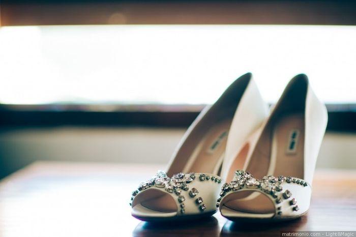 765944456d3d Sei una sposa classica se... le scarpe - Moda nozze - Forum ...