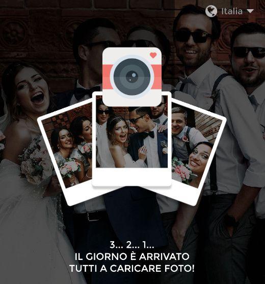 WEDSHOOTS: l'app per condividere le foto delle tue nozze! Scaricala! 1