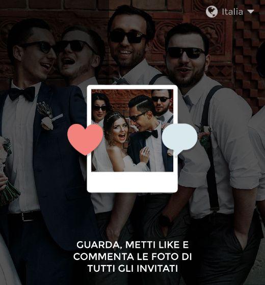 WEDSHOOTS: l'app per condividere le foto delle tue nozze! Scaricala! 2