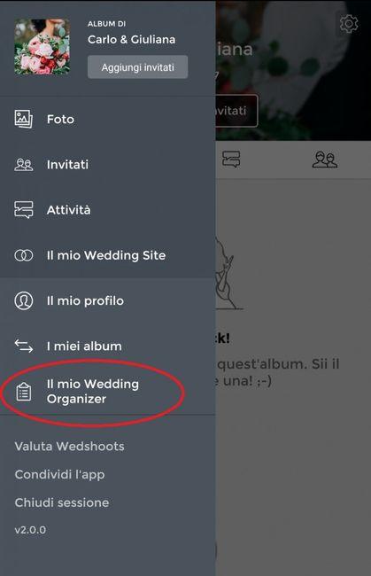 WEDSHOOTS: l'app per condividere le foto delle tue nozze! Scaricala! 8