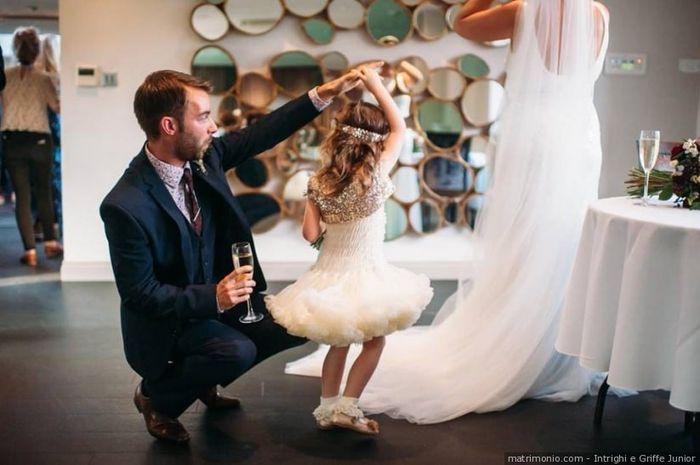 L'album fotografico del tuo matrimonio: la foto dei bambini 1