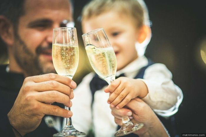 L'album fotografico del tuo matrimonio: la foto dei bambini 2