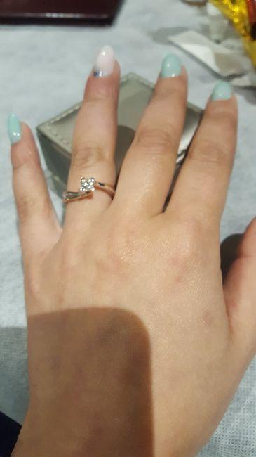 Una promessa è per sempre!!!💚💍😍 8