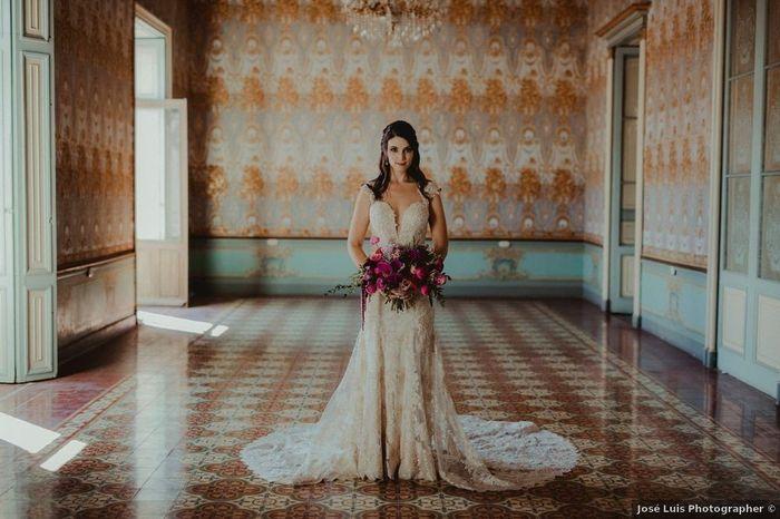 Destination wedding: l'abito da sposa 1