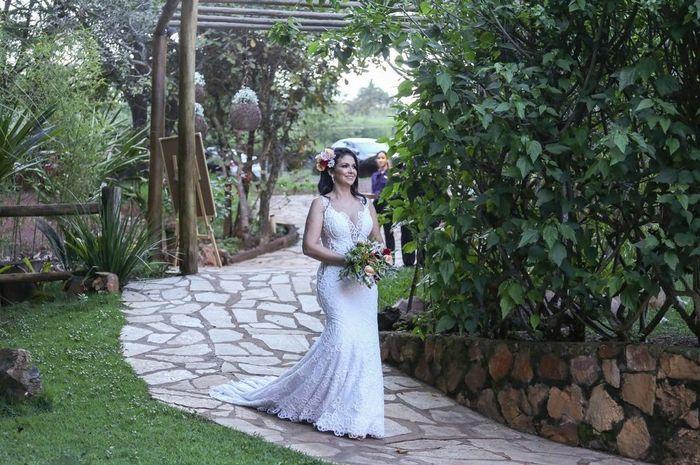 Destination wedding: l'abito da sposa 2