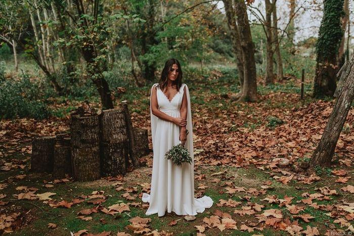 Destination wedding: l'abito da sposa 4