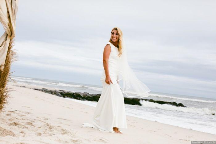 Destination wedding: l'abito da sposa 5