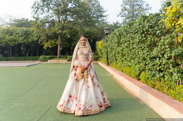 Destination wedding: l'abito da sposa 6